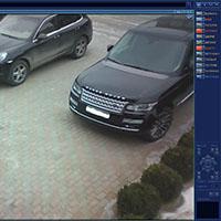 Беспроводная система видеонаблюдения IP
